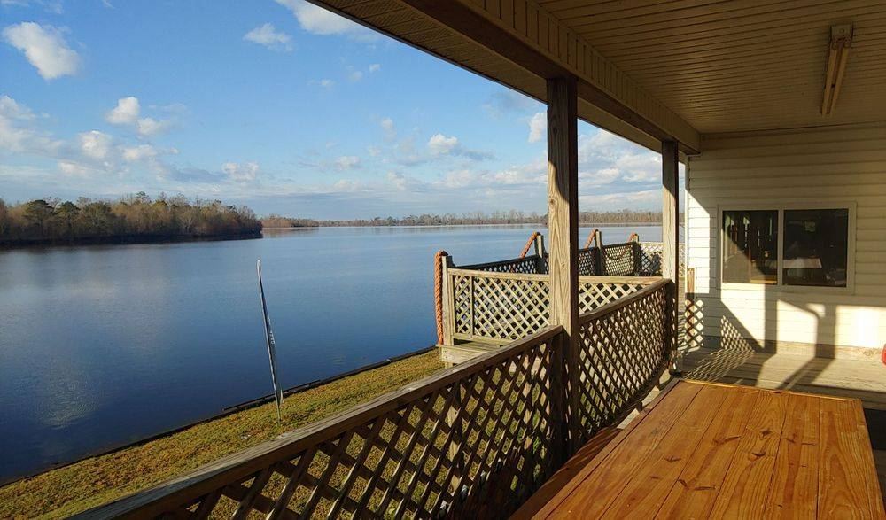 Red River, Deck, Patio, Riverfront, Marina