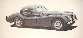 Jaguar XK 120 : SOLD OUT