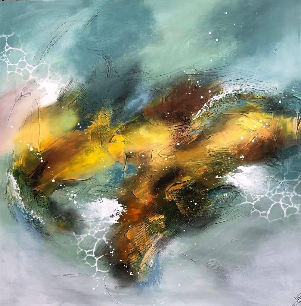 abstrakte-farverige-acrylmaleri