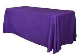 Rectangle polyester tablecloths