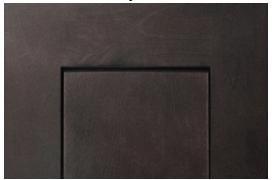 Espresso Shaker Cabinet Door
