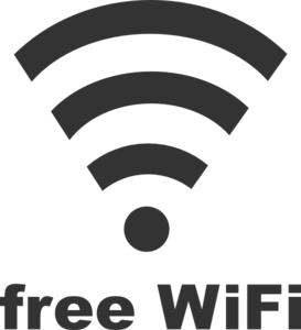 We Offer Free WiFi