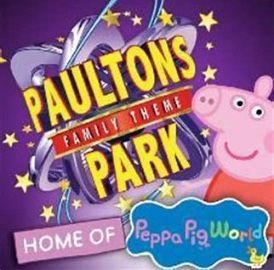 Community Days Out Paultons Theme Park - Home of Peppa Pig World