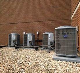 condominium Rooftop AC Issues HVAC problems