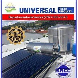 calentadores solares online