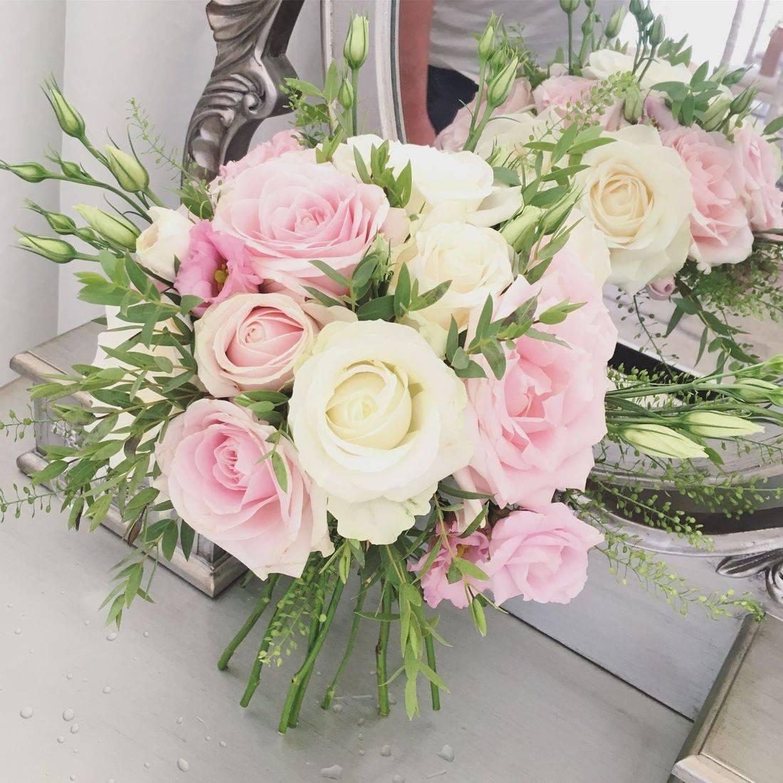 bridal bouquet, blush pink wedding, birtsmorton court