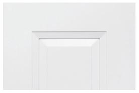 ASPEN WHITE Cabinet Door