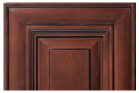 Bristol Chocolate Cabinet Door