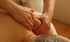 Therapeutic massage and deep tissue massage in Alexandria, Virginia