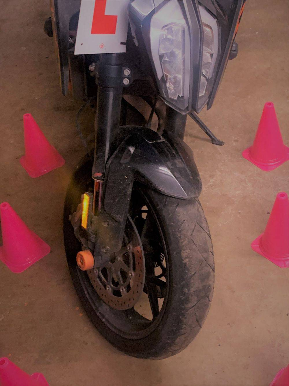 Petrol Ponies Direct Access Motorcycle Training