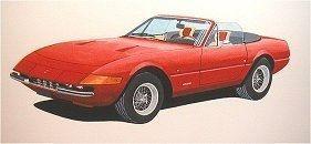 Frrari 365 GTS : Last Few Remaining