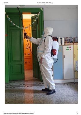 Sanificazione Bologna Service Solution