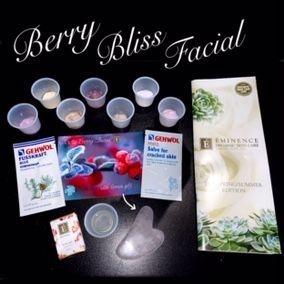 Éminence ottawa, Éminence Arctic Berry Bliss Home Facial Kit , exhalo eminence skincare