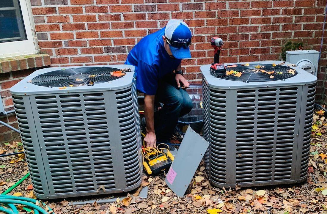 Tune-up repair air conditioner repair fix help