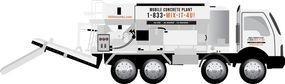 Concrete Mixer Rental   1833mixit4u