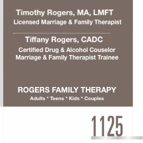 Rogers Family Therapy Logo