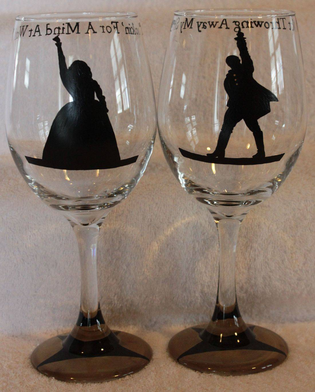 hamilton wine glass
