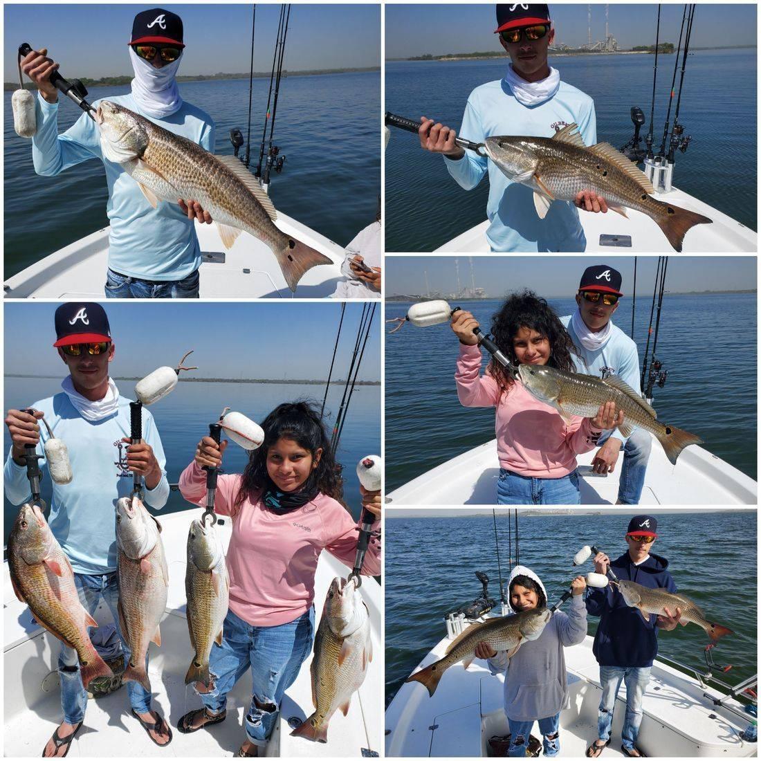 San Antonio Fishing, White Bass fishing , Nuecess River