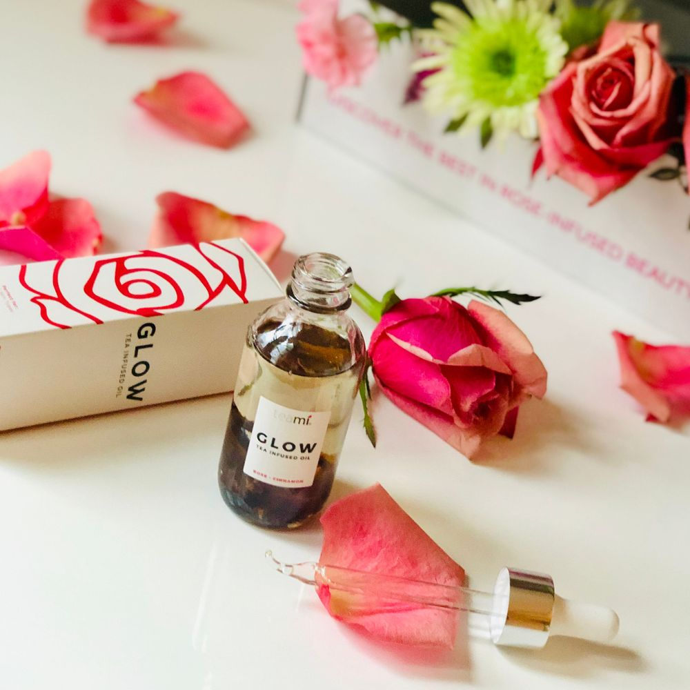 Teami Glow Facial Oil Rose & Cinammon