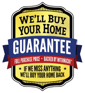 Risk Free We'll buy your home back Guarantee