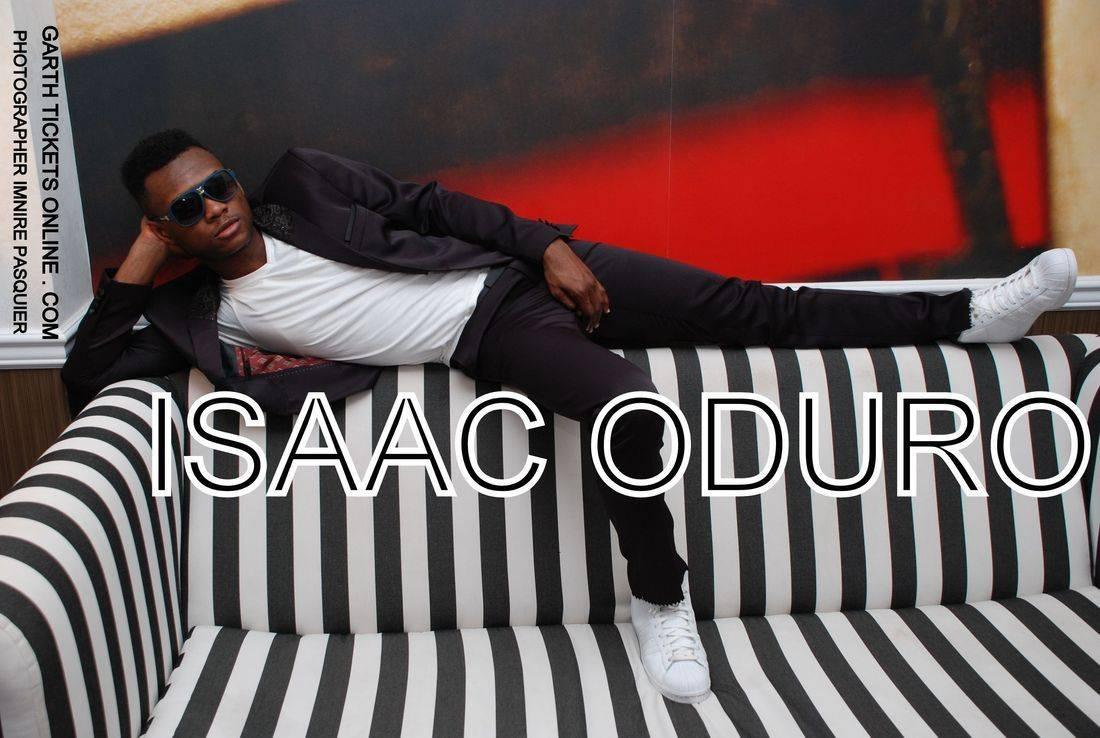Isaac Oduro