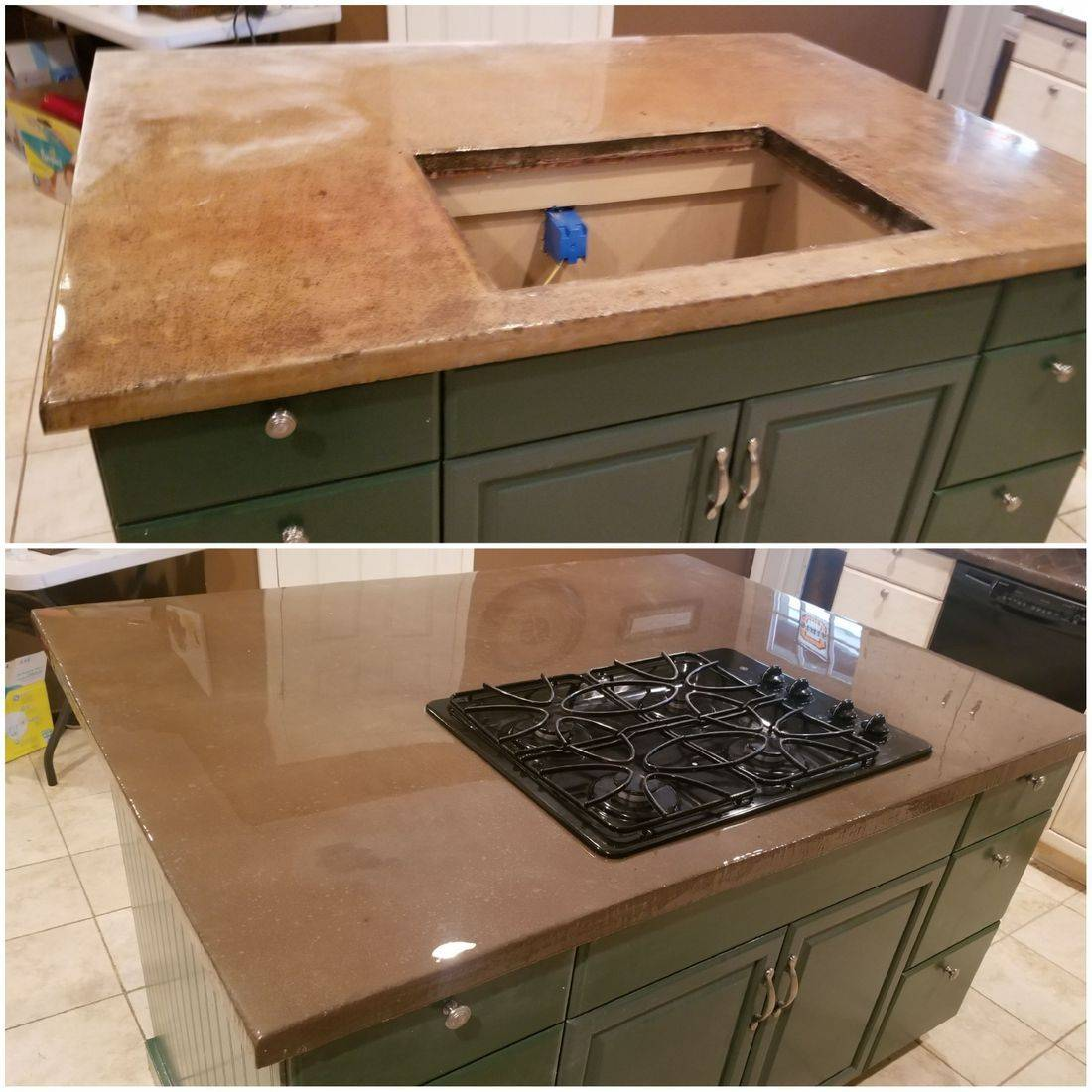 CounterFIT LLC - Broken Arrow Kitchen countertops