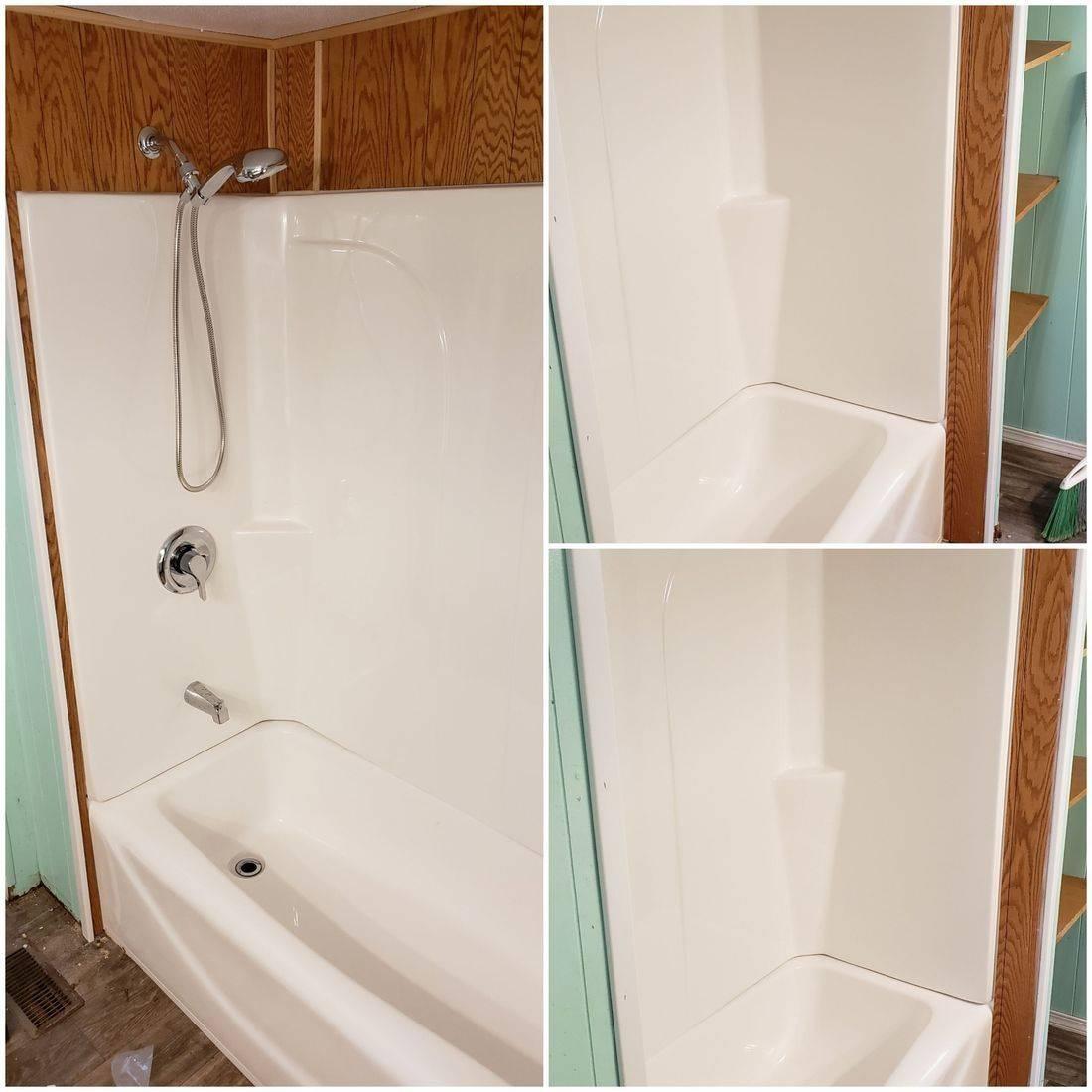 Bathtub Remodel