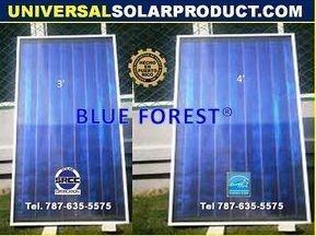 Placas para calentadores solares | Nuevas