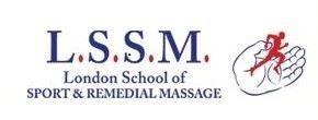 Logo of the London School of Sports Massage