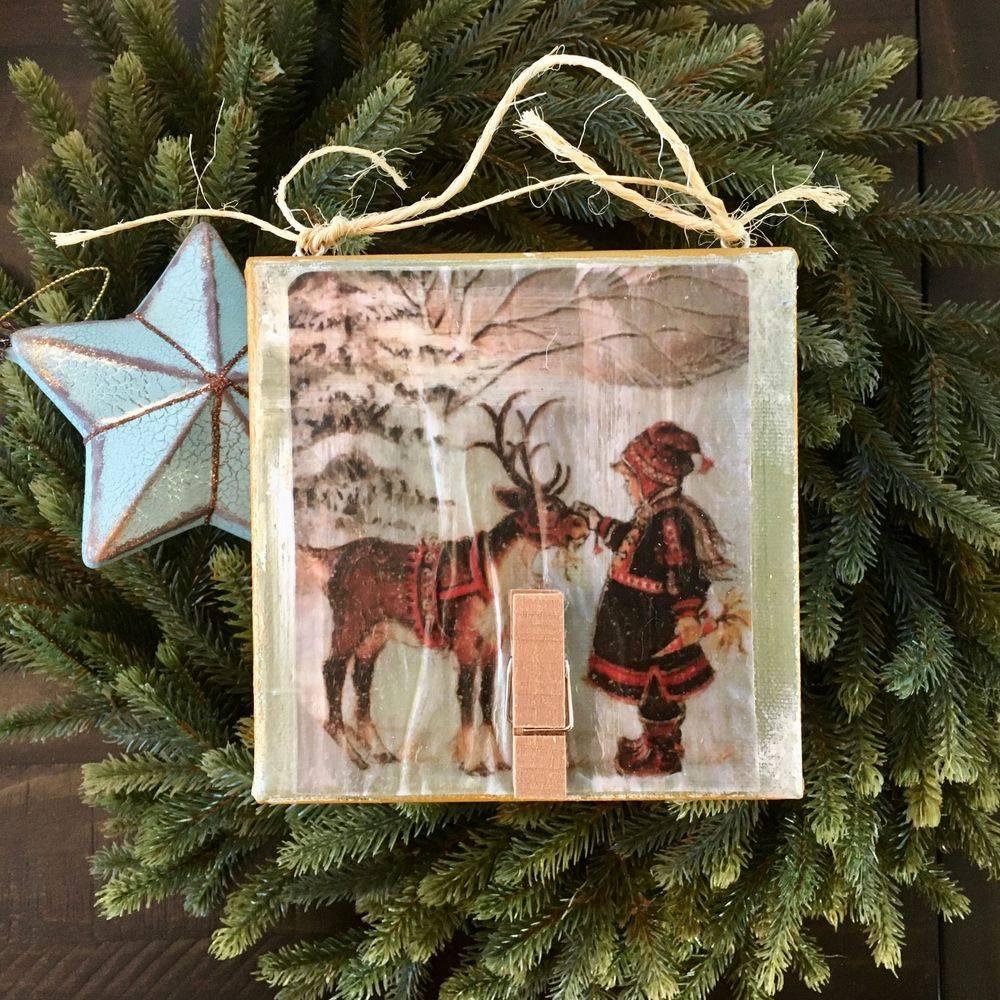 Collection Noël Antique