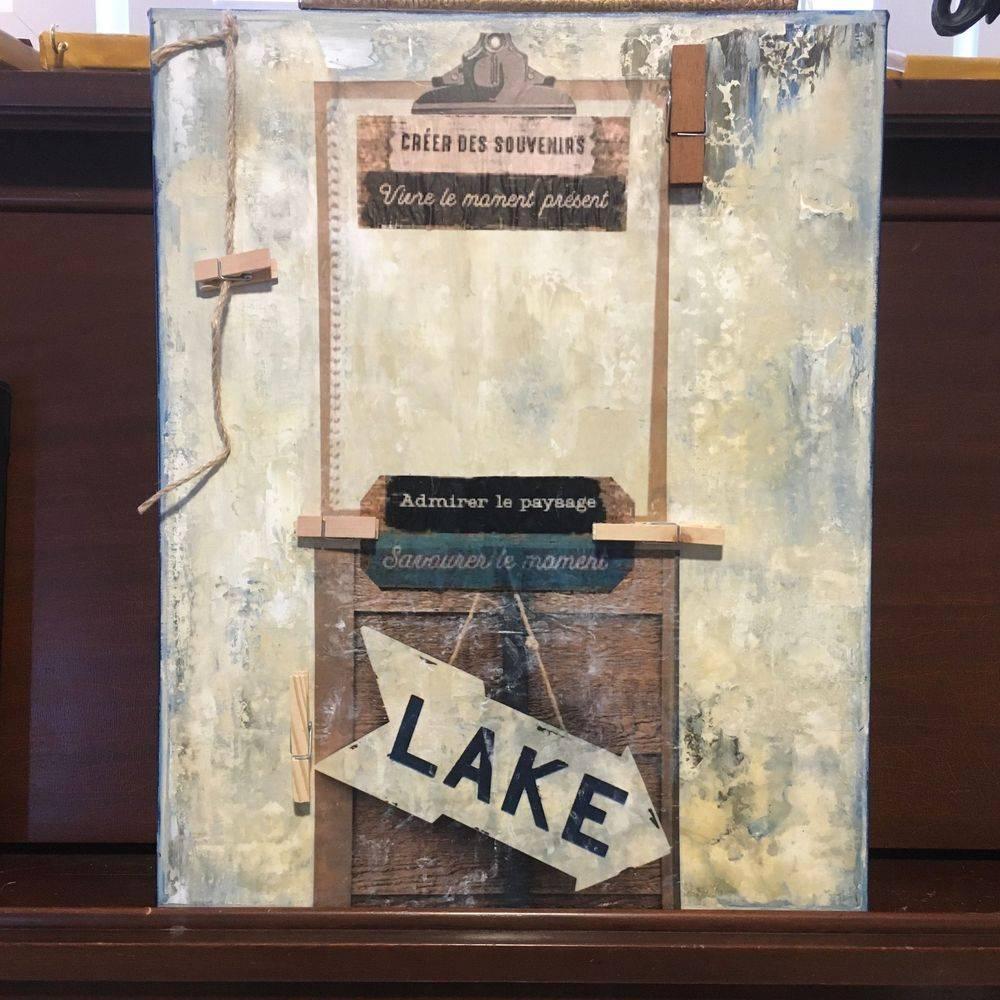 Collection Au Bord du Lac