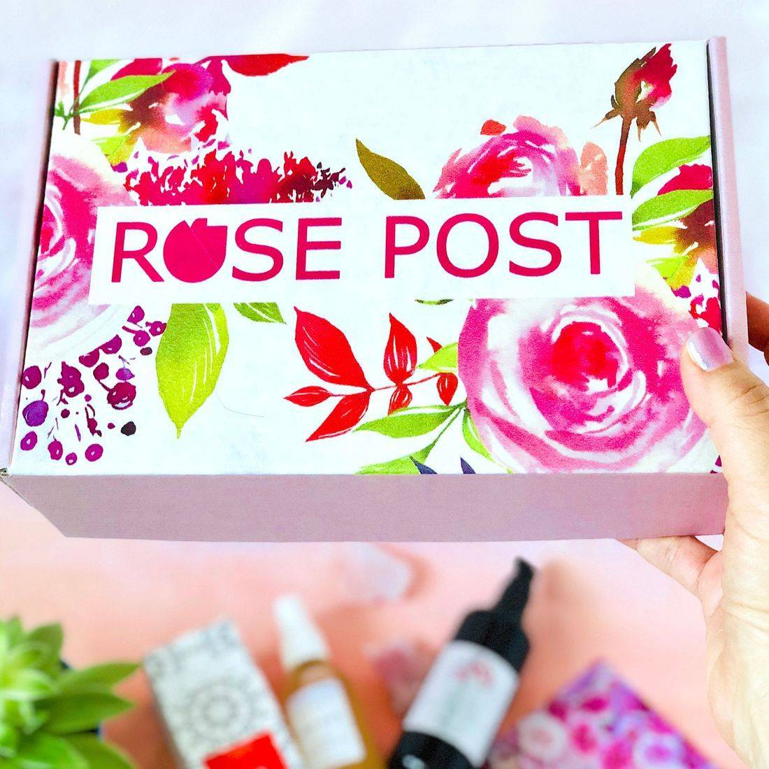 Our Limited Edition MOTHER'S DAY Box is available now! Order by 5/7 at midnight for guaranteed delivery, free shipping!