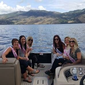 Boat Tours are great for Bachelorettes
