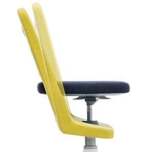 Seduta ergonomica S9 di Moll