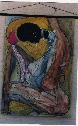 Contraction : African Art