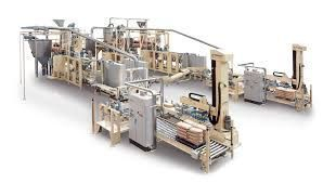 Line packaging machinery repairs
