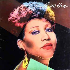 Aretha Franklin cover artwork