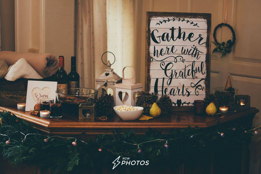 Hygge wedding inspiration and ideas