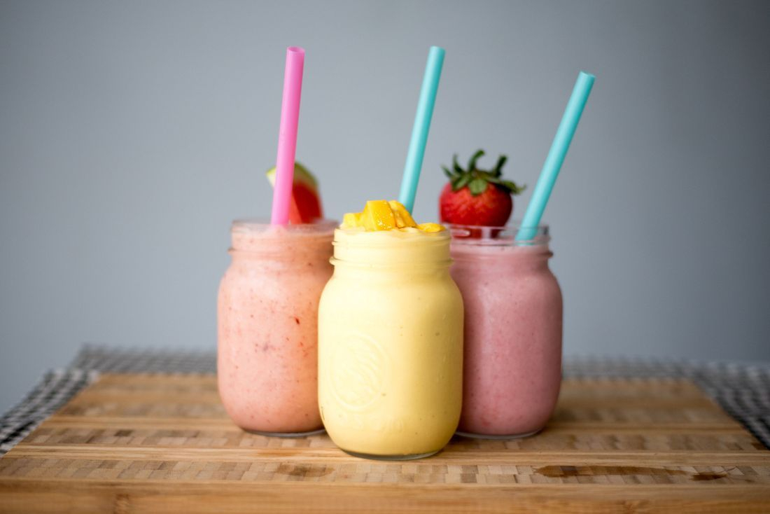 recipes for healthy meal smoothies