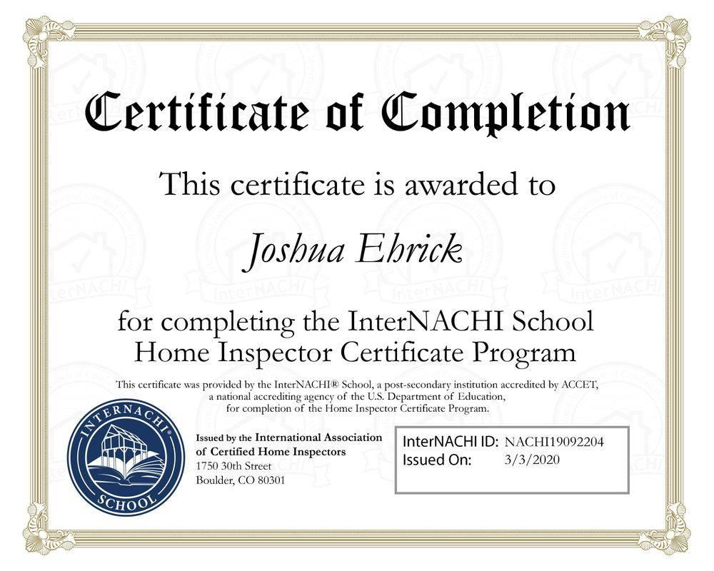 Home Inspection Services Near Millsboro Delaware