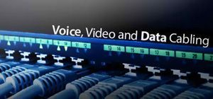 Voice Data Video Cabling