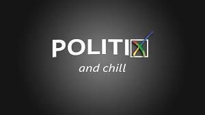 politix and chill logo