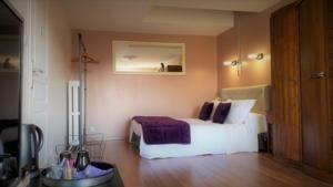 Chambre Suite Junior Deluxe Chez Martine et Philippe Saint Didier en Velay Haute Loire 43