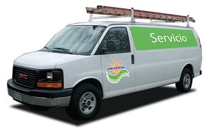 Departamento de Servicio | Universal Solar