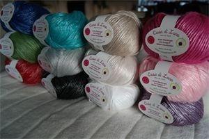 Wolle für das Ding Nr. 2 im Onlineshop von Casa di Lana/ Haus der Wolle