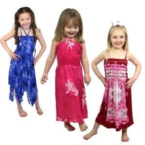 Kid's Dresses S-L (Please State Size in Shopping Cart