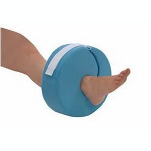 "Foot Elevator with Velcro Closure, 4"" W, Washable, Flannelette Cover"