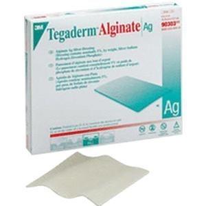 "3M Tegaderm™ Alginate Ag Silver Dressing 2"" x 2"""