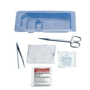 Cardinal Health™ 3-Piece Suture Removal Tray