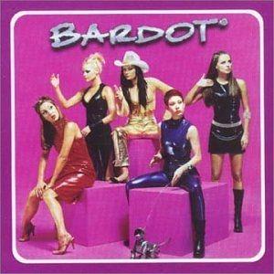 Girl band Bardot album art work